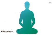Inner Peace Silhouette