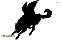 Inugami Logo Silhouette For Download