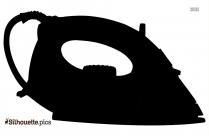Black Drone Silhouette Image