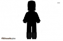 Iron Man Character Symbol Silhouette