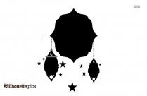 Islamic Silhouette Vector