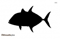 Fish Drawing Silhouette Clip Art