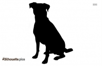 Jack Russel Dog Silhouette