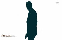 Pierce Brosnan James Bond Silhouette
