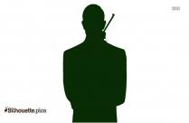 James Bond Image Silhouette Free
