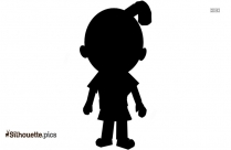 Comic Characters Businessman Silhouette