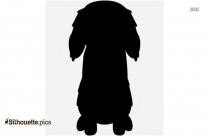 Corgi Dog Silhouette