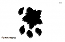 Lilac Silhouette Image