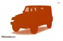 John Deere 5060 E Tractor Silhouette