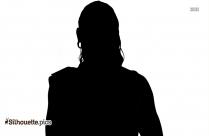 Jeff Hardy Silhouette Free Vector Art