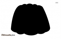 Jelly Free Clipart Silhouette Image