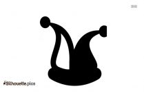 Jester Hat Silhouette Picture