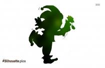 Jester Silhouette Clipart