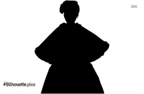 Jet Doll Silhouette Image