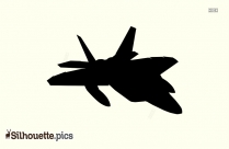 Air Craft Silhouette Images, Pictures