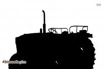 Auto Icon Silhouette
