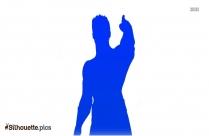 Shang Tsung Silhouette Illustration