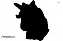 Jojo Unicorn Silhouette Picture