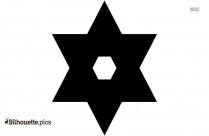 Judaism Symbol Silhouette Clip Art