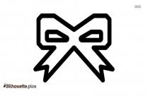 Black Martial Artist Silhouette Image