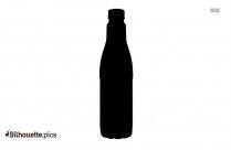 Juice Bottles United Bottles Silhouette
