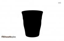 Juice Cup Silhouette