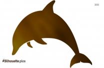 Whale Silhouette Clip Art, Vector