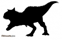 Jurassic Park Baryonyx Silhouette For Download