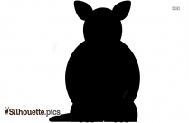 Cartoon Horse Silhouette