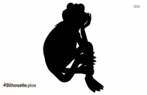 Kermit The Frog Silhouette Vector Illustration