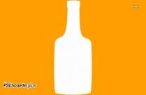 Pop Soda Silhouette, Clipart