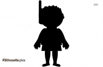 Winter Clipart Silhouette For Kids