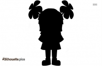 Happy Kid Clipart Silhouette