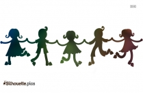 See Saw Clipart Silhouette