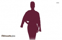 Tom Cruise Silhouette Vector Image