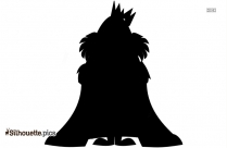 King Clipart Silhouette Transparent
