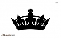 King Crown Silhouette Picture