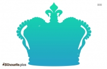 King Crown Silhouette Picture For Free