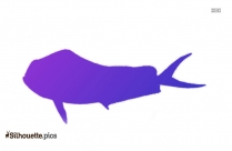 Whale Silhouette Vector And Graphics