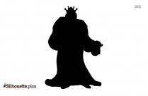 King Gregor Silhouette