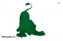 Free Bravery Animal Lion Silhouette