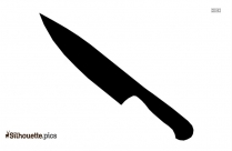Chef Knife Silhouette Images, Pictures