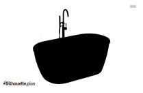 Kitchen Sink Silhouette Image
