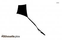 Kite Flying Clip Art