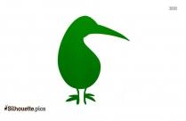 Mallard Bird Clip Art, Cartoon Mallard Duck Silhouette