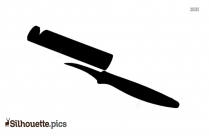 Knife Small Silhouette
