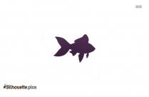 Koi Fish Drawings Silhouette