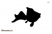 Koi Fish Silhouette