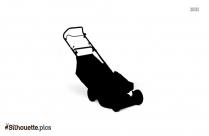 Kubota Mower Silhouette Clip Art