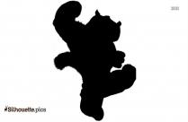 Kung Fu Panda Animation Tigress Silhouette
